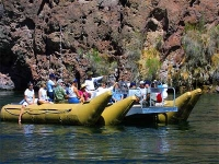 12 Mile River Raft and Hoover Dam Tour from Las Vegas