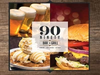 90 Ninety Bar + Grill at the Suncoast Las Vegas
