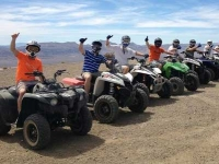 American Adventure tours ATV Hidden Valley