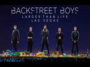 Backstreet Boys residency at Planet Hollywood