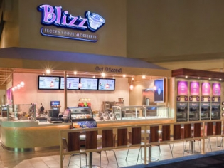 Blizz Yogurt Luxor