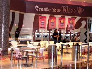 Blizz Yogurt MGM Grand