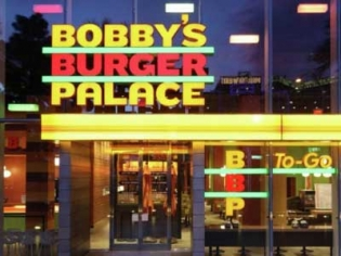 Bobby's Burger Palace in Las Vegas at Aria