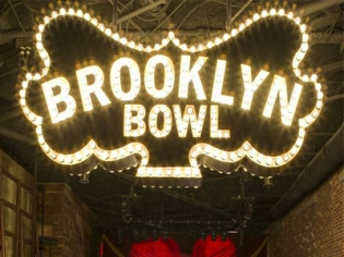 Brooklyn Bowl at the Linq Central Plaza Las Vegas