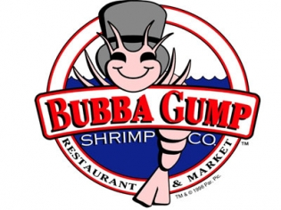 Bubba Gump Shrimp Logo