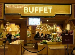 Buffet at Monte Carlo Restaurant