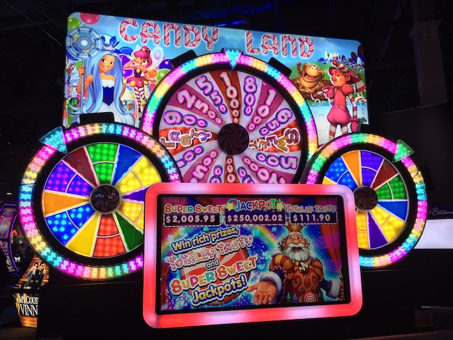 Candy Land Slot Machine