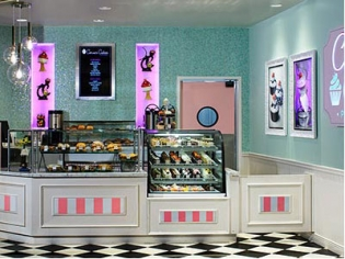 Corner Cakes Pastry Shop at MGM Grand