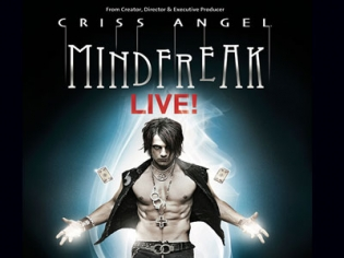 Criss Angel Mindfreak Live new show at Luxor Las Vegas