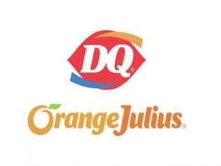 Dairy Queen Orange Julius at the Excalibur Las Vegas