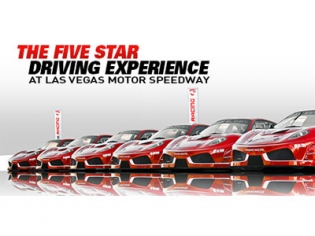 Dream Racing Driving Experience at Las Vegas Motor Speedway