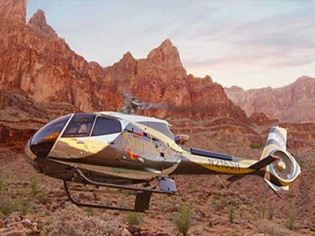 Sunance Helicopter Grand Canyon Escape Tour