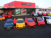 Exotics Racing Experience at the Las Vegas Motor Speedway