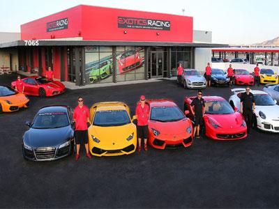 Exotics Racing Driving Experience Las Vegas Discounts