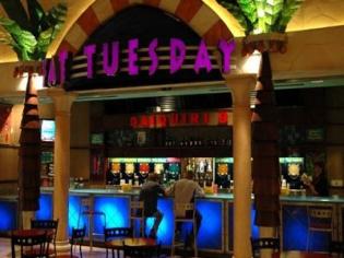 Fat Tuesday Las Vegas Daiquiris