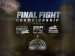 Final fight Championship at the Fight Dome Rio Las Vegas