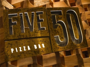 Five50 Pizza Bar at Aria Las Vegas