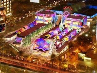 Grand Bazaar Shops at Bally's Las Vegas