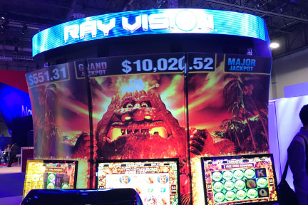 New slots in Vegas