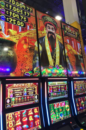 New slots coming to Vegas