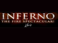 Inferno The Fire Spectacular at Paris Las Vegas