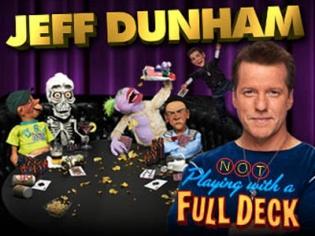 Jeff Dunham Not Playing With a Full Deck at Caesars Palace Las Vegas