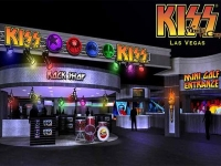 Kiss Monster Mini Golf and Museum at the Rio Las Vegas