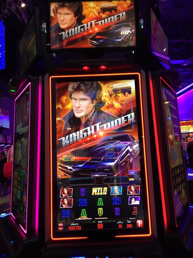 Knight Rider Slot Machine