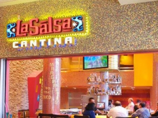 La Salsa Fresh Mexican Grill Forum Shops