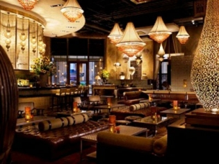 Lavo Nightclub Seating