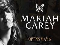 Mariah Carey at the Colosseum Caesars Palace Las Vegas