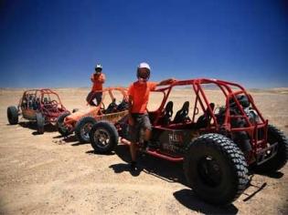 Sun Buggy Vegas Mini Baja Chase