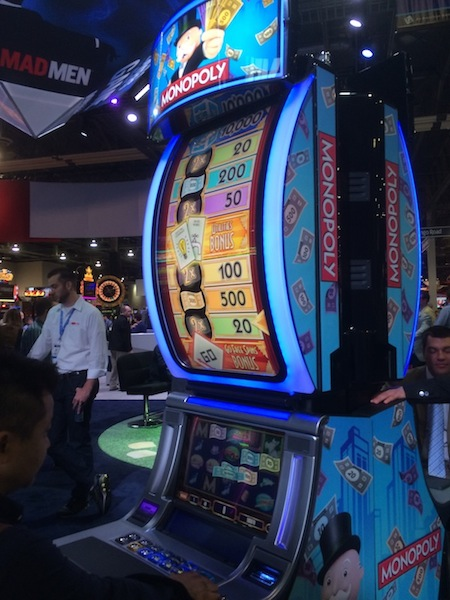 New Slots - Slot Machines Coming Soon to Las Vegas