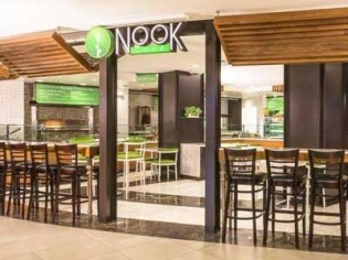 Nook Cafe at the Linq Casino