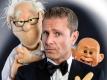 Paul Zerdin Ventriloquist at Planet Hollywood