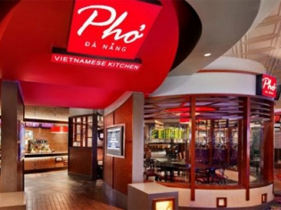 Pho Da Nang Vietnamese food at the Rio Suites