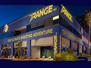 The Range 702 Las Vegas Gun Range