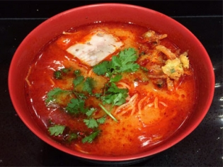 Ramen Ya Katana at the Grand Bazaar shops of Bally Las Vegas