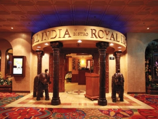 Royal India Bistro at the Rio Las Vegas