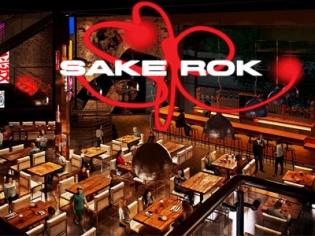 Sake Rok at The Park serving sushi
