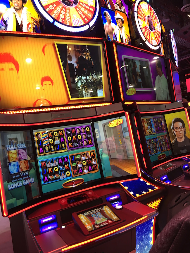 Seinfeld Slot Machine Las Vegas