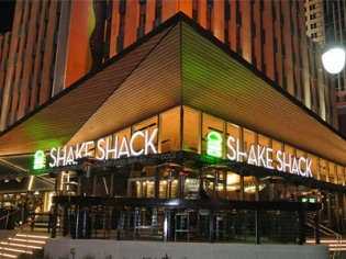 Shake Shack Las Vegas at New York New York Casino