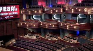 The Pearl Theater concert Venue at the Palms Las Vegas