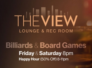 The View Lounge and Rec Room