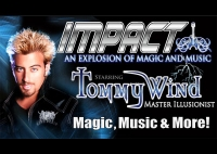 Tommy Wind Musical illusionist