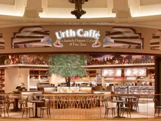 Urth Caffe at the Wynn Plaza shops