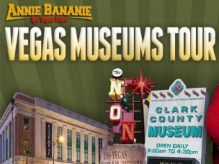 Vegas Museums Tour of three museums