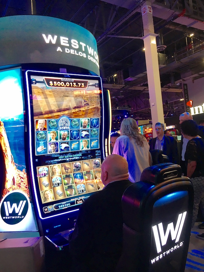 Westworld Slot Machine