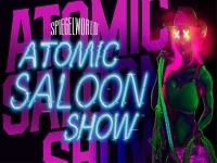Atomic Saloon at the Kraken Music Hall Grand Canal Shoppes Las Vegas