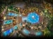 Red Rock Resort Backyard Pool Complex with Pools, Gaming and Cafe
